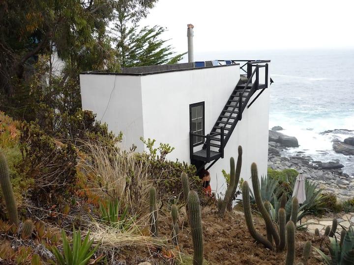 Originale maison face à la mer 2