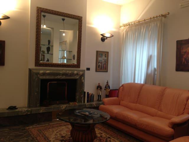 CASA PALAZZOTTO 1800 - Cava de' Tirreni - Huis