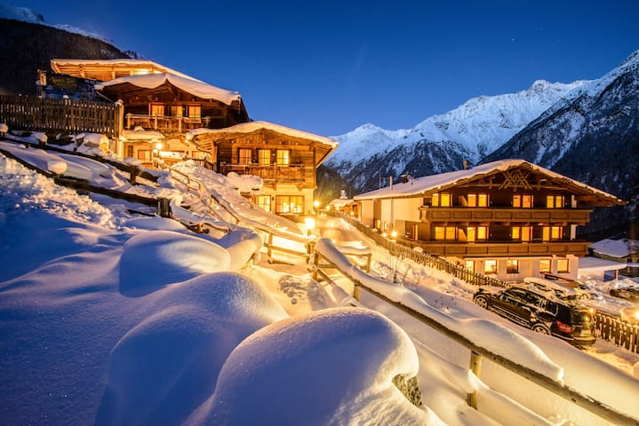 Grünwald Resort Sölden - NEW-APP5 - Sölden - Apartment