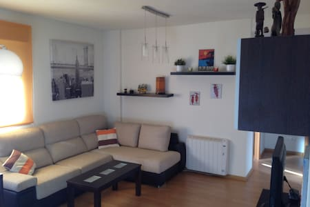 Gorgeous apartament,pool and garage - Alhendín - Daire