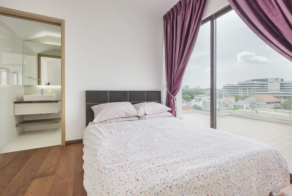 Penthouse Master Bedroom Balcony Apartments For Rent In Singapore Singapore Singapore