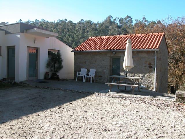 Casa de Pedra- Apartamento 1 quarto - Oliveira de Frades