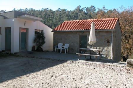Casa de Pedra- Apartamento 1 quarto - Oliveira de Frades - 公寓