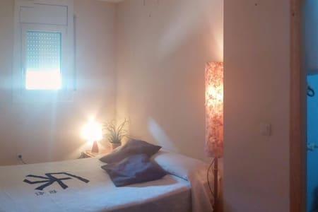 Habitación con terraza y baño priva - Sant Pere Pescador - Διαμέρισμα