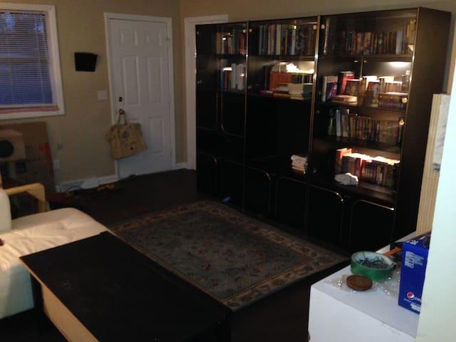 Couch in convenient/central area! - Greensboro - Apartment