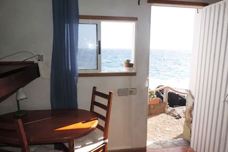 Bright Studio Apartment Next to the Ocean - Sta. Cruz de Tenerife - Wohnung