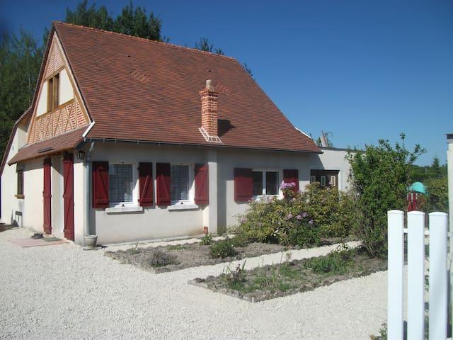 Gite  le clos des Grenouilléres - Romorantin-Lanthenay - Rumah