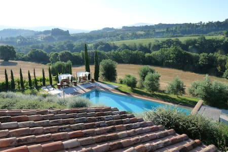 Charming house on the Umbrian hills (FF) - Città della Pieve