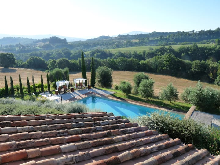Charming house on the Umbrian hills (FF)