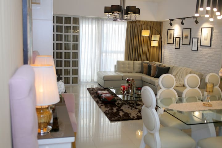 Newly Interiored Hotel-Like 3BR Family Home in BGC
