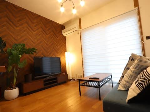 【Kamakura/Hakone】PrivateHouse 100㎡/10ppl/St.10mins