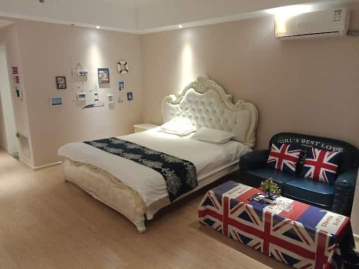 欧式大床房