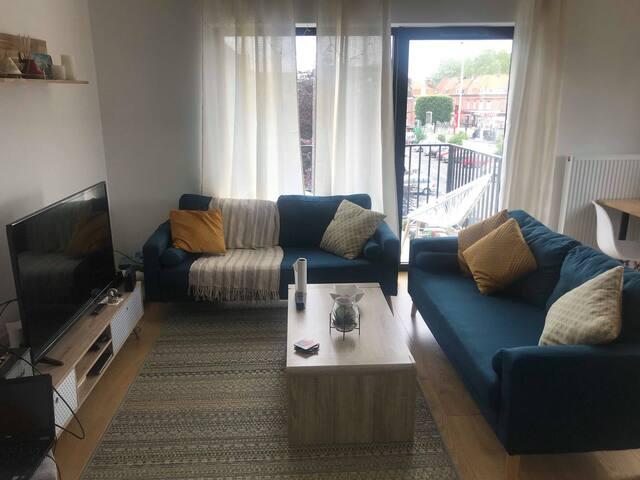 Appartement 3 pièces proche centre Lille