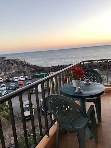 Apartamento con vistas al mar. - Valle Gran Rey - Appartamento