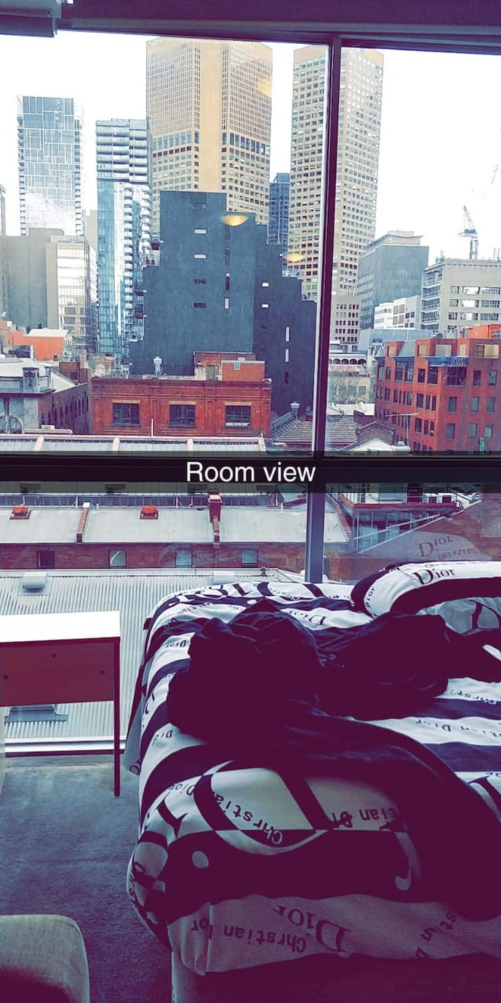 Furnished 1 Studio Bedroom can rent for long term