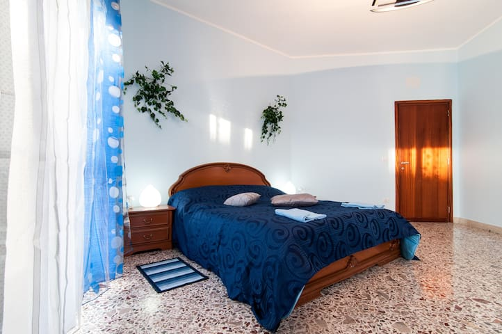 """Room """"blue orchid"""" wi-fi - Siracusa - Bed & Breakfast"""