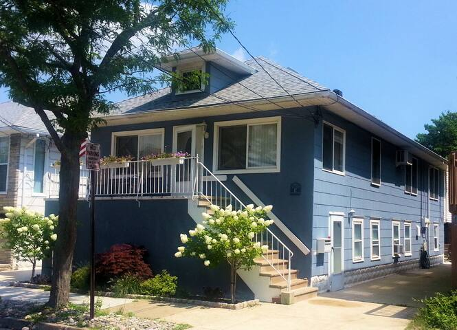 Charming house on the Jersey Shore - Ventnor City - Appartement