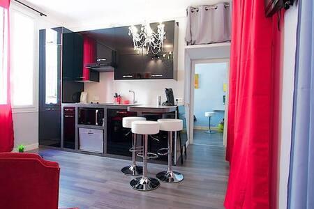 Room in Nice near harbour - Niza