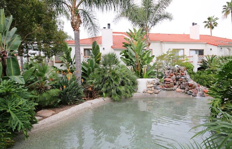 Fountain VIEW--️️--Room-- - San Diego - Leilighet