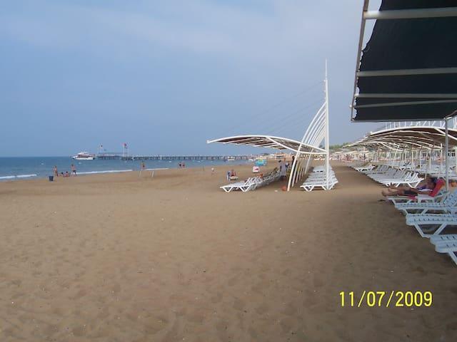 Maison  proche de mer Antalya Side  - Çolaklı - Hus