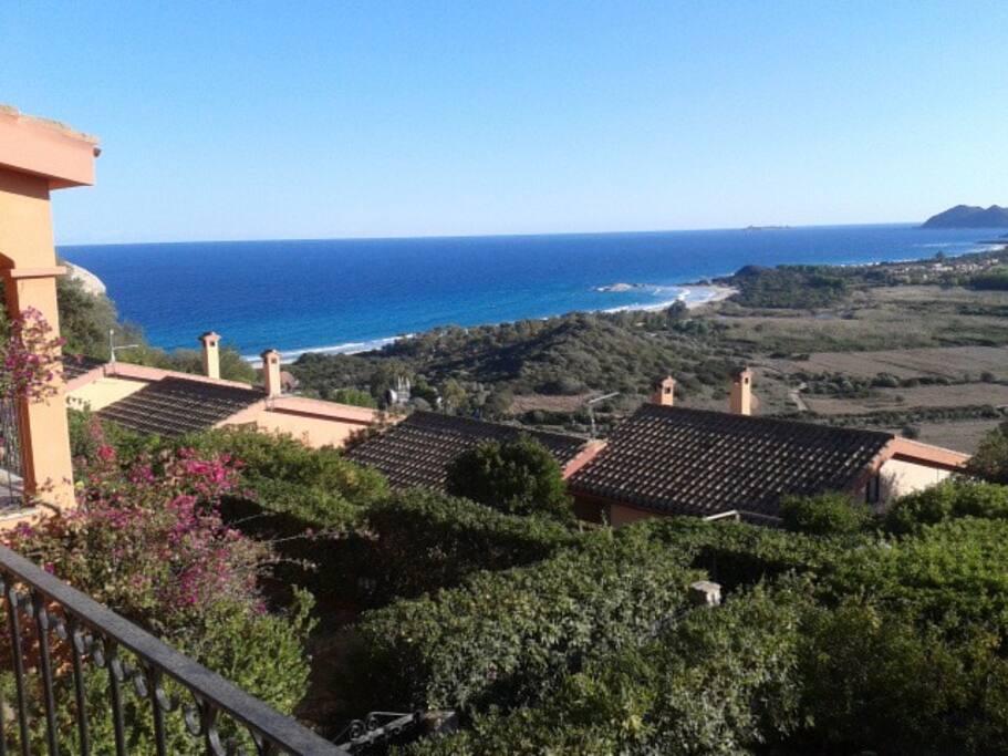 Panorama da casa