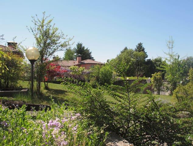 Villa immersa nel verde - Spilimbergo - Gastsuite