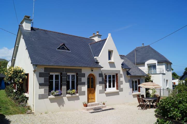 Maison indépendante 200m de la mer - Saint-Quay-Portrieux - Dům