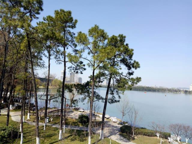 靠近南京站 南艺 南师大 河海大学 先锋书店 总统府 五台山玄武湖 - Nanjing - House