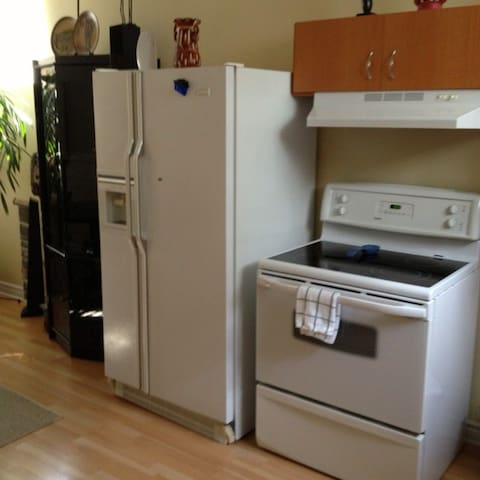 All inclusive 1 bedroom apartment - Gatineau - Byt