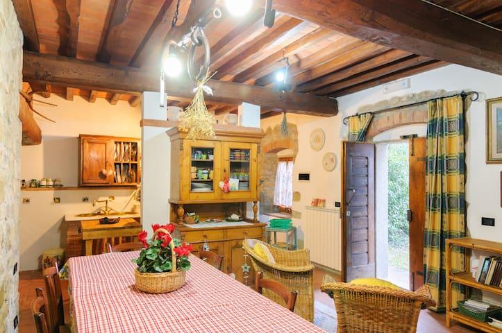Grace's Hayloft - Castelfranco di Sopra - House