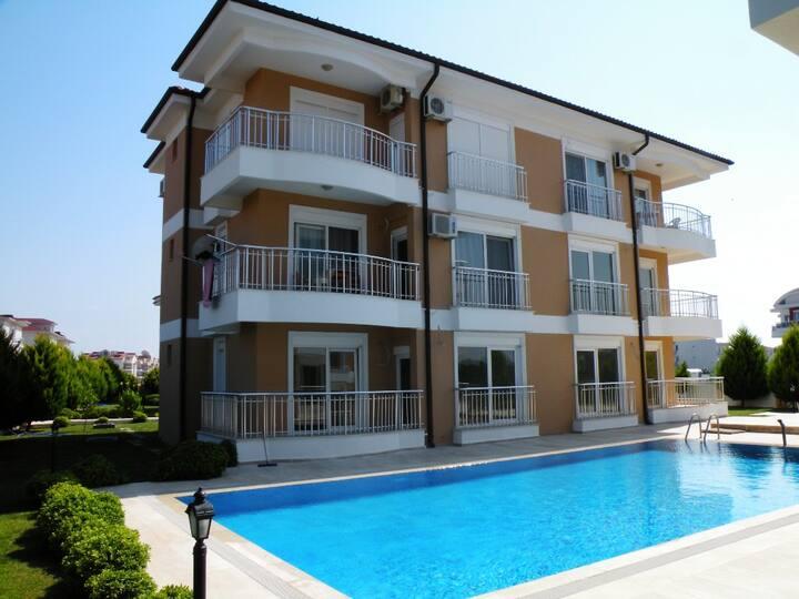 Antalya belek sama golf apart pool view 1