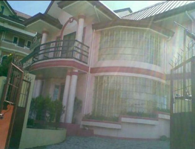 The Pink House of Baguio