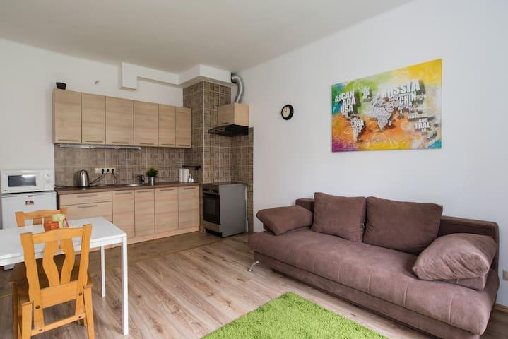 Bolcso10 Modern Apartment - Budapest - Apartment