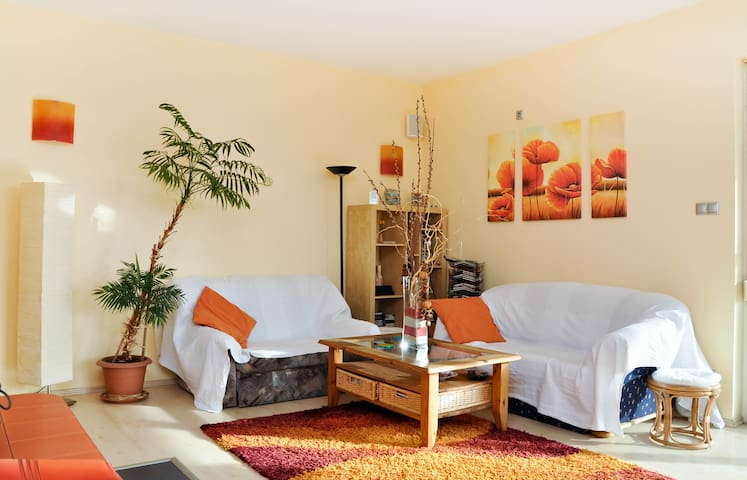 Bungalow for 4 persons - Velence