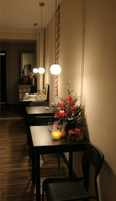 Уютная квартира в классическом стиле расположена в историческом центре Санкт-Петербурга