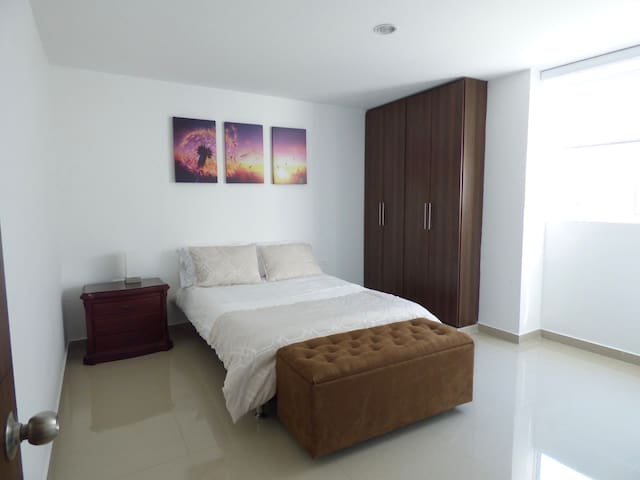 Apartamento céntrico en San Gil/Downtown Apartment