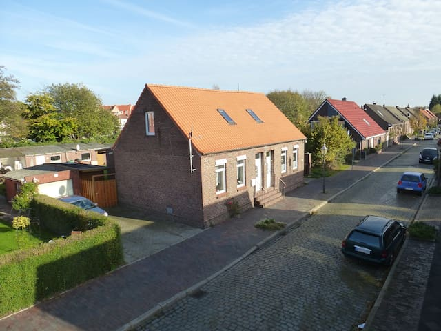 As bi uns to huus - Wilhelmshaven - Apartmen