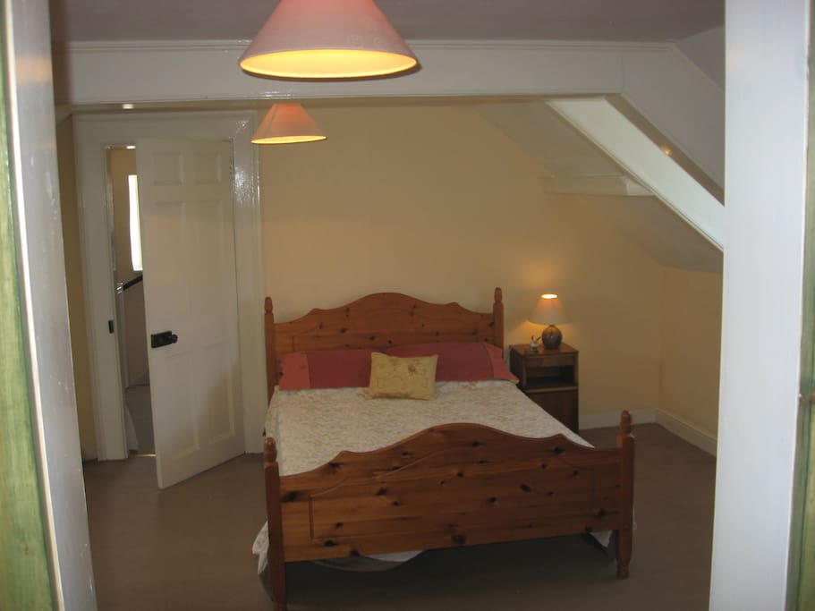 Also Double bed in Second Room