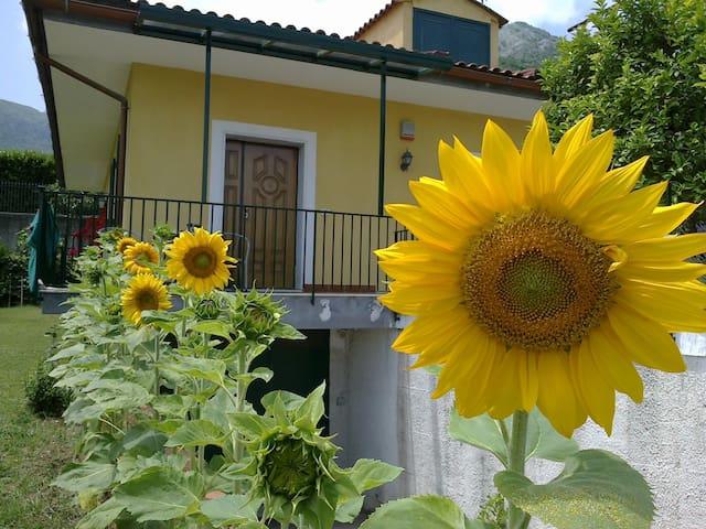 VILLA DEL SOLE - Cava de' Tirreni - Maison
