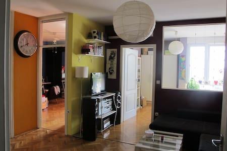 Stylish & spacious room w. balcony