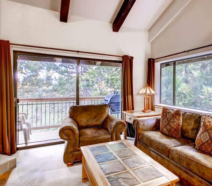Yosemite West Small Loft Condo B207