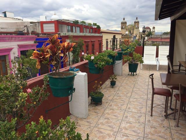 Casa JM Private Room 3 - Oaxaca - Casa