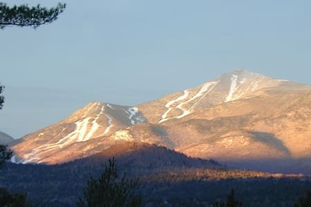 Whiteface Mountain! What a View!