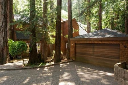 Stunning Family Home in Redwoods - Larkspur - Haus