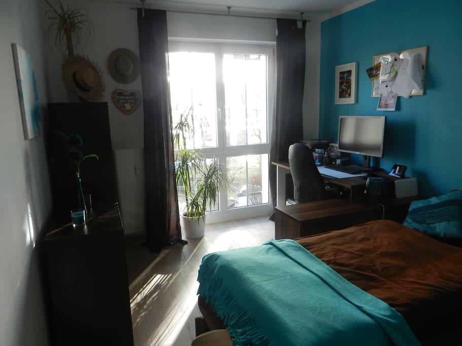Schlafzimmer/Gästezimmmer