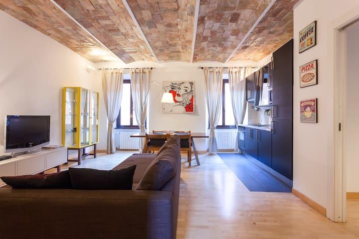 Cozy apartment in San Lorenzo