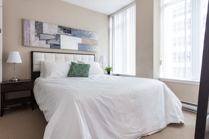 Beautiful Private Suite in the Centre of Downtown!