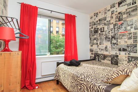 ARTY 2 BED EAST VILLAGE GEM