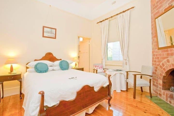 Ardara House B&B Geelong. Bedroom 4 - Geelong West - Bed & Breakfast
