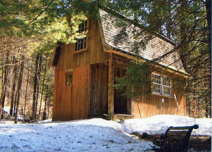 Writer's Retreat in Vermont Woods